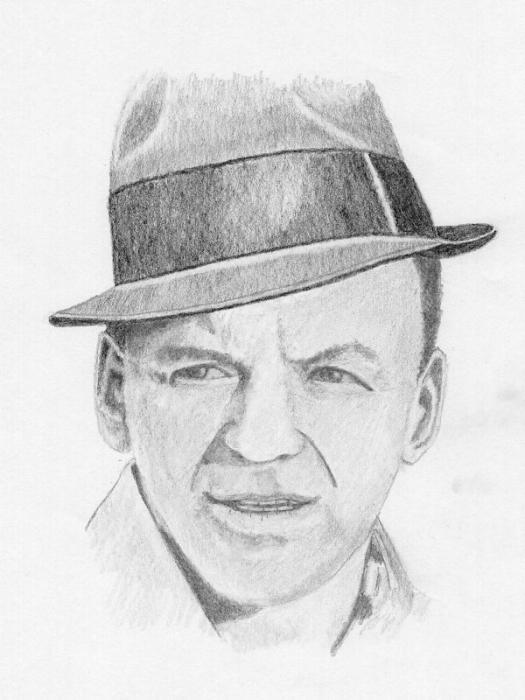 Frank Sinatra by JimmyE